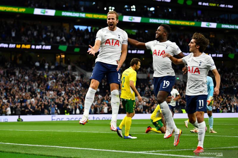 Liga Konferensi Eropa: Tottenham atasi Pacos de Ferreira 3-0 thumbnail