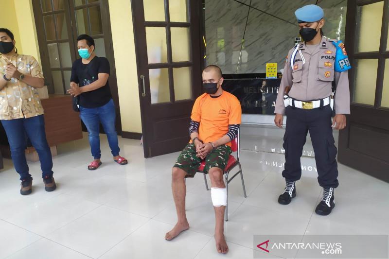 Polisi ungkap pembunuh perempuan tewas dibungkus selimut di Bandung