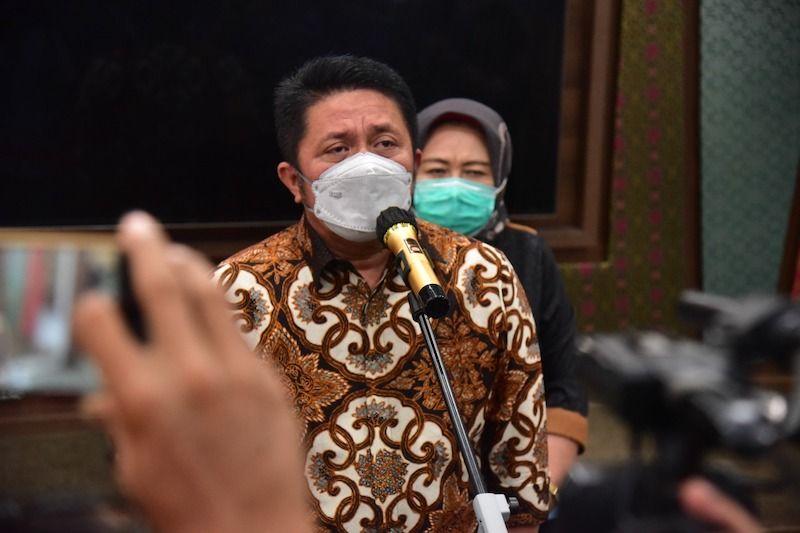Sumatera Selatan minta tambahan vaksin COVID-19