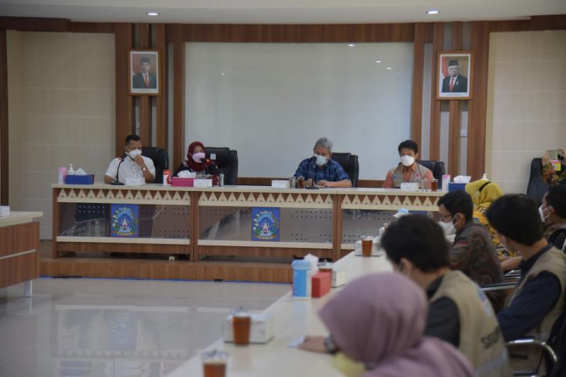 Satgas COVID-19 Pusat lakukan monev di Kabupaten Sleman