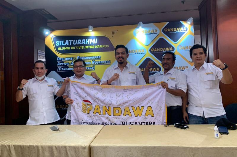 Pencetus BEM SI deklarasikan organisasi Pandawa Nusantara