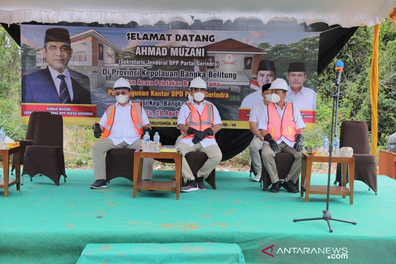 Gerindra: Prabowo jadi Capres 2024 wujud bakti bagi negara