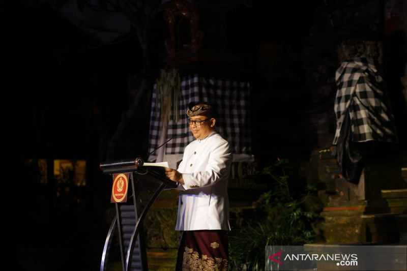 Ari Dwipayana: Sastra Saraswati Sewana untuk pemajuan kebudayaan Bali