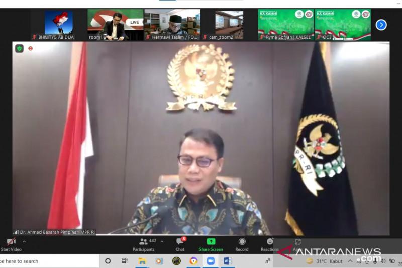 Ahmad Basarah: Rencana pemindahan Ibu Kota Negara harus dipagari PPHN