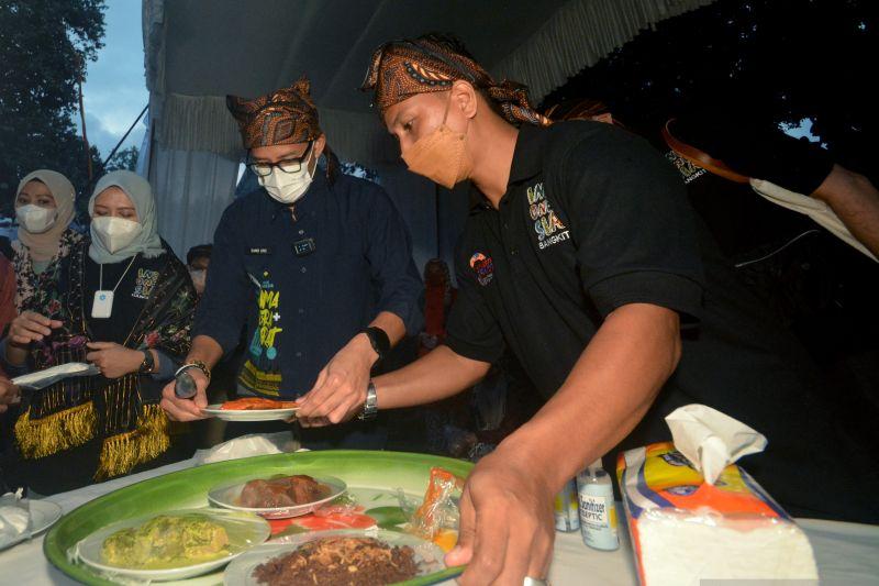 Menparekraf optimistis kuliner Indonesia bisa bersaing