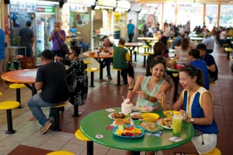 7 sentra kuliner di Singapura, favorit artis hingga diakui Michelin