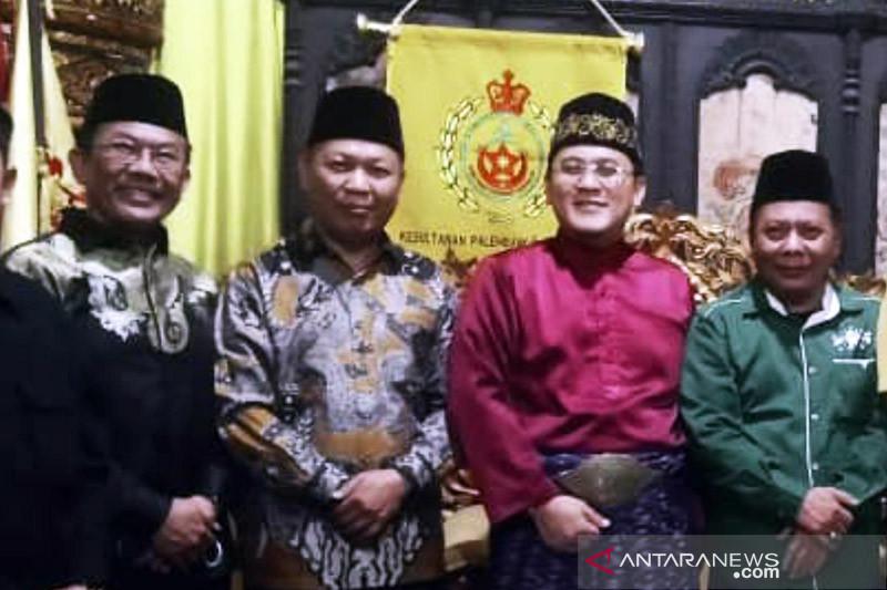 Sultan Palembang minta dukungan politik kelola BKB