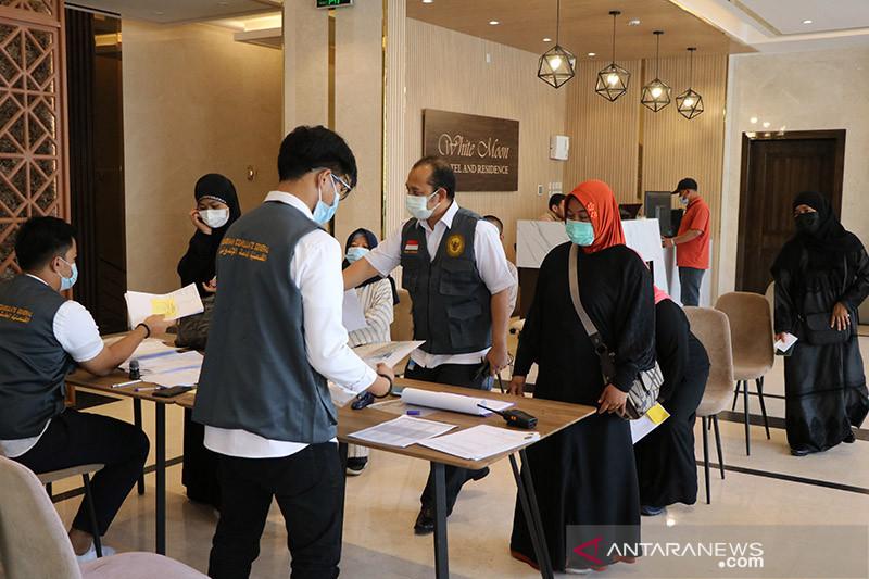 KJRI Jeddah amankan upah PMI yang belum dibayar