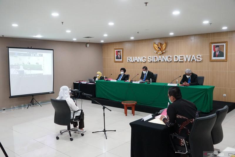 Gaji pokok Wakil Ketua KPK Lili Pintauli Siregar dipotong Rp1,8 juta