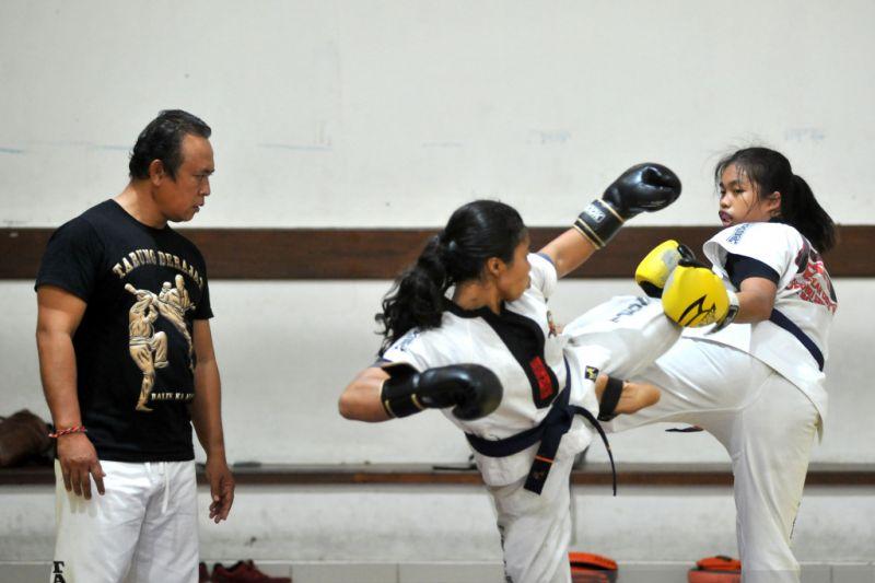Tim tarung derajat Bali targetkan tiga medali emas PON Papua