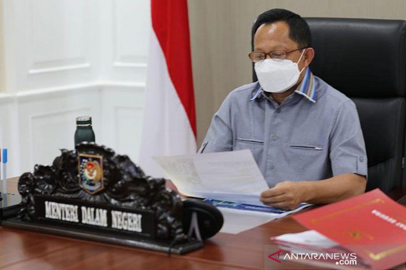 Daerah Jawa-Bali sudah tidak ada lagi PPKM level 4