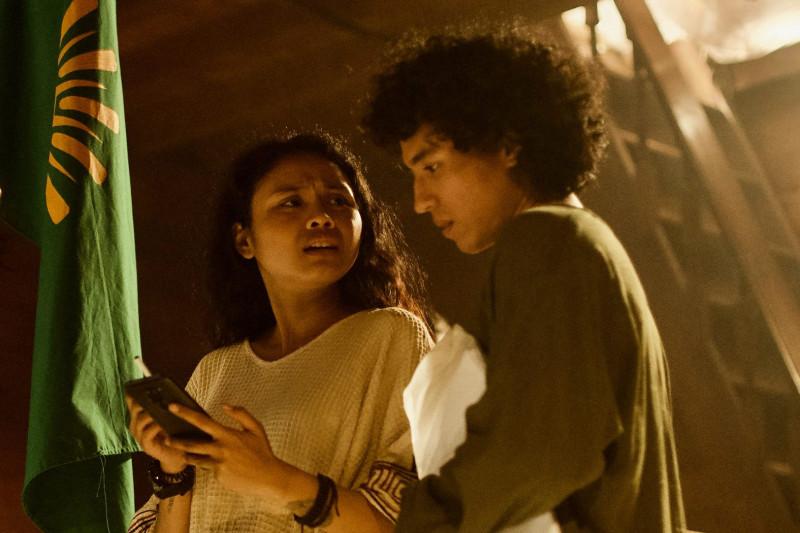 Film Penyalin Cahaya Anggun Rama 2