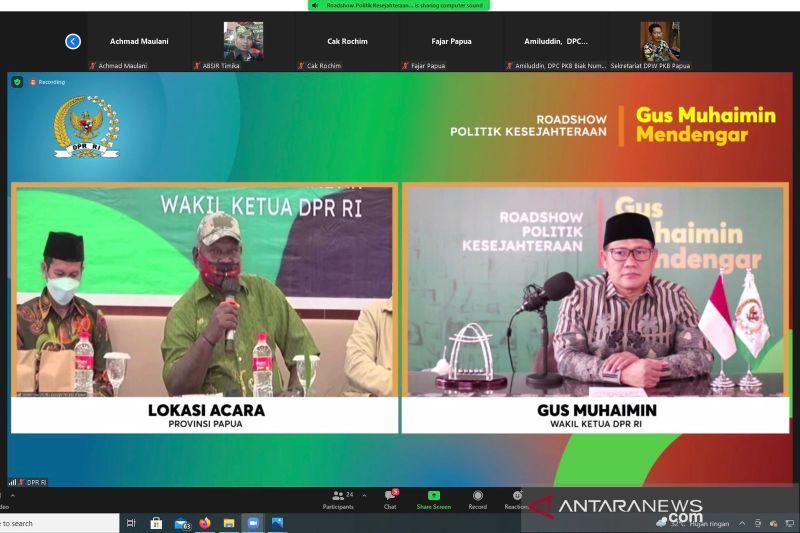 Wakil ketua DPR sebut UU Otsus baru beri harapan baru untuk Papua