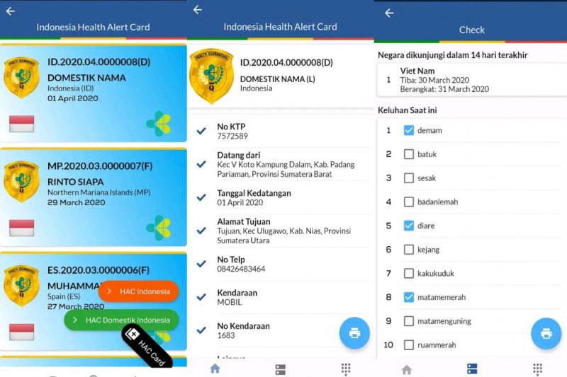 Data 1,3 juta pengguna aplikasi eHAC Kemenkes diduga bocor