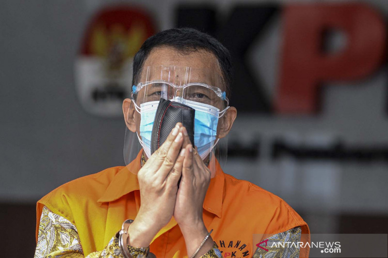 Mantan pejabat Ditjen Pajak Angin Prayitno bakal hadapi sidang perdana