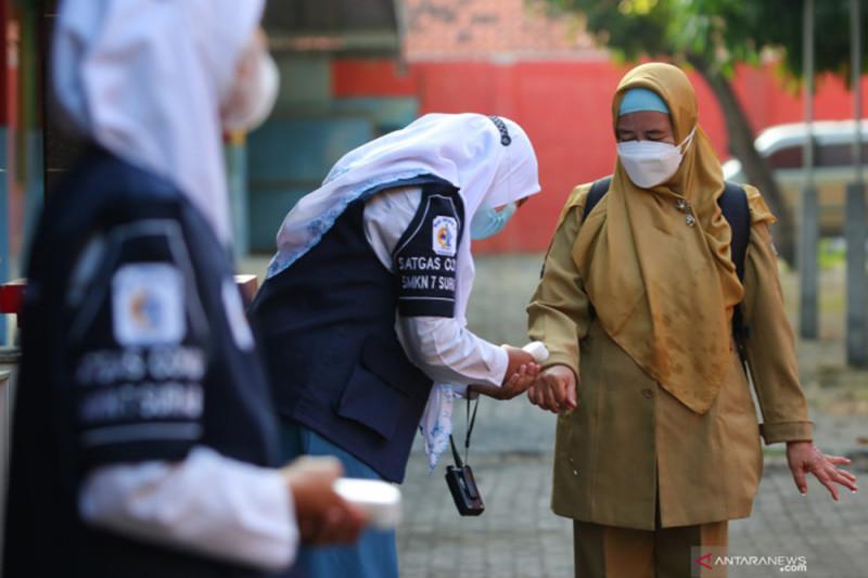 Menjelang PTM, sekolah di Surabaya diminta diasesmen ulang