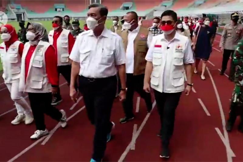 Ketua Satgas minta masyarakat tetap patuhi prokes meski telah divaksin