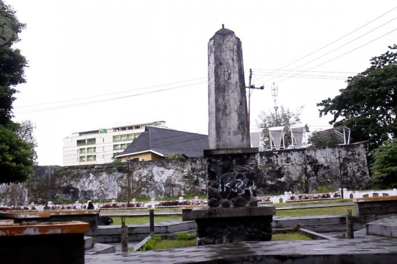 Monumen Proklamasi di Ternate yang nyaris terlupakan