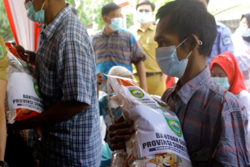 Sumsel salurkan 1000 ton beras ke masyarakat terdampak PPKM