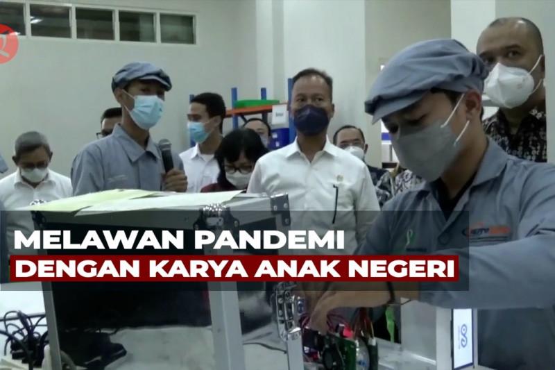 Indonesia Bergerak - Melawan pandemi dengan karya anak negeri - bagian 1