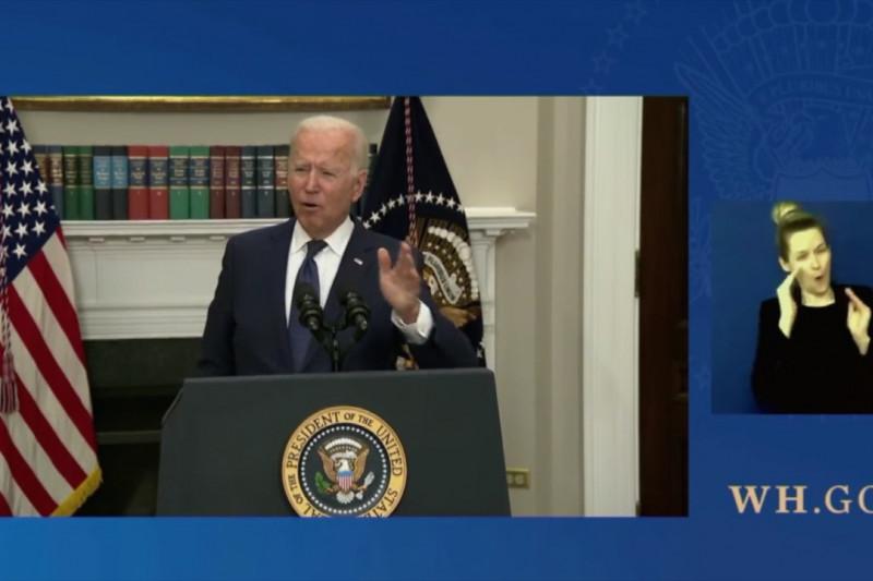 Biden sebut pengerahan tentara di Afghanistan sedang didiskusikan