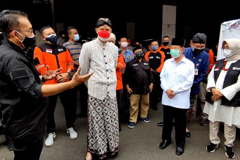 Sinergi lintas sektoral bantu dampak pandemi di Jateng