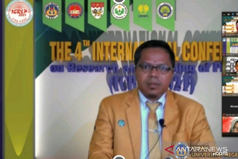 UNP gelar seminar internasional tahunan ICRLP 2021