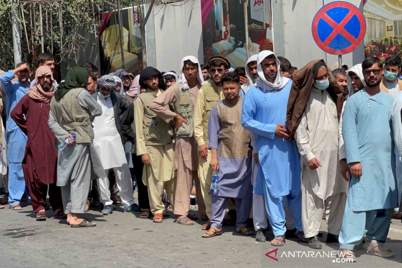 Bantuan jadi alat tawar-menawar EU untuk mengakui Taliban