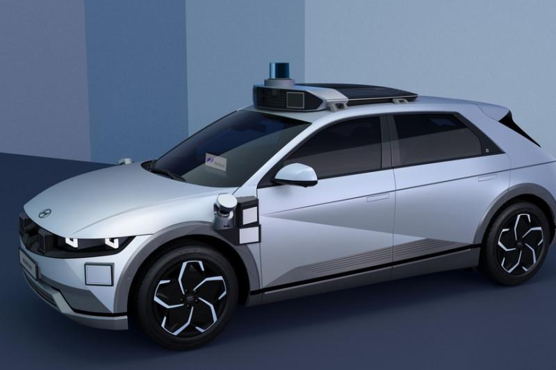 Hyundai IONIQ 5 ROBOTAXI MOTIONAL 2021 - SatuPos.com