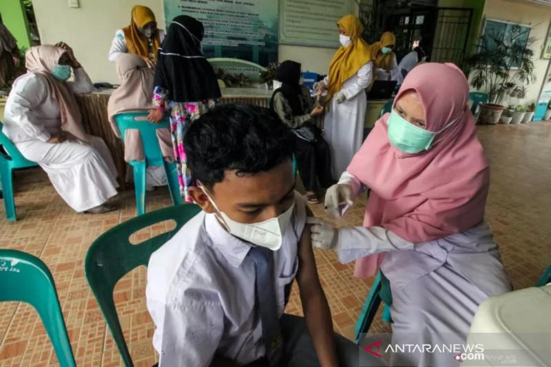 Bertambah 298 pasien sembuh dari COVID di Aceh, total jadi 25.094 thumbnail