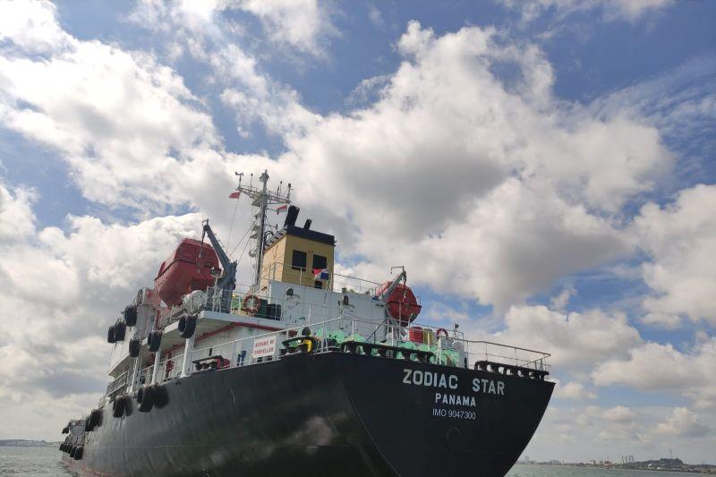 TNI AL tangkap tanker berbendera Panama di Perairan Batam