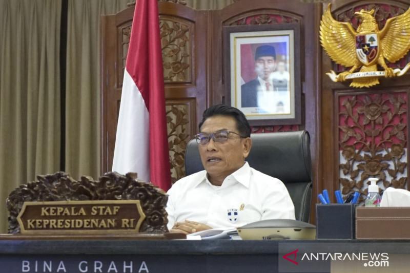KSP ajak kementerian/lembaga berperan aktif dorong reforma agraria
