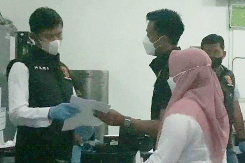 Polisi sita dokumen anggaran pemakaman COVID di BPBD Jember