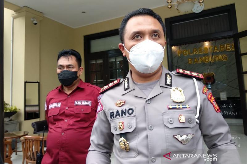 Polisi berlakukan ganjil genap di gerbang tol akses ke Kota Bandung