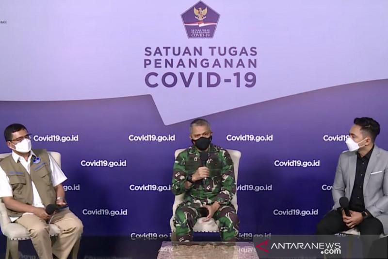 Kapuskes TNI: Isolasi terpusat kurangi beban RS rawat pasien COVID-19