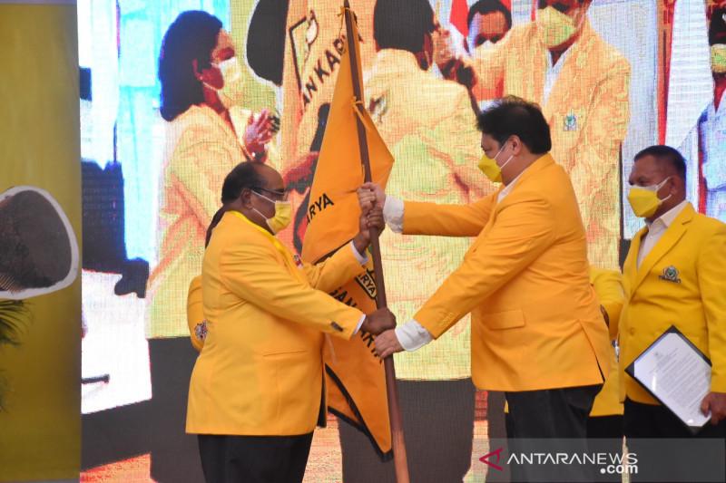 Airlangga minta kader Partai Golkar bersiap hadapi pemilu 2024