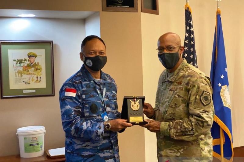 Kasau gelar pertemuan bilateral dengan pejabat militer negara sahabat