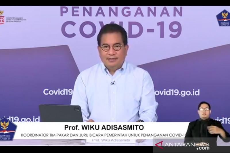 Kasus COVID-19 beberapa daerah meningkat seiring perbaikan situasi
