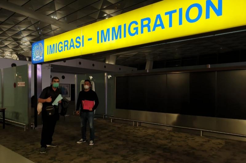Imigrasi Bali deportasi WN Jerman karena kasus narkotika