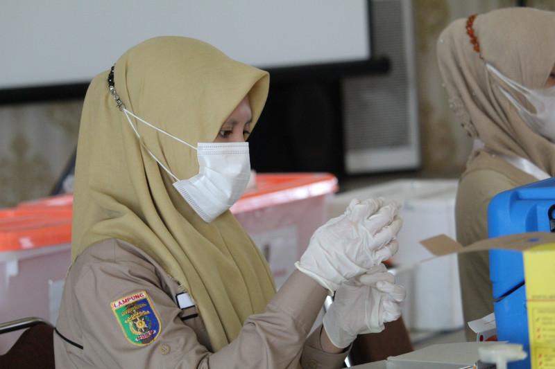 IDAI Lampung sarankan vaksinasi pelajar diatur sesuai absensi