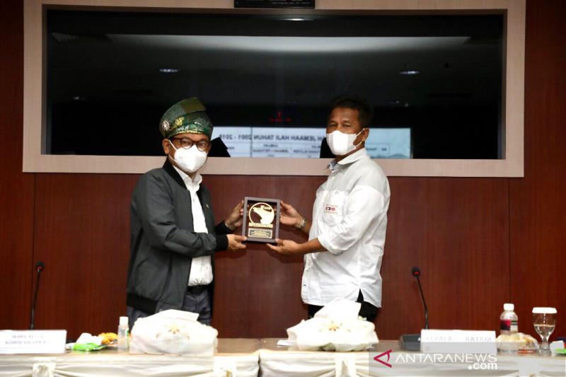 Komisi VIII DPR RI dorong pengembangan Asrama Haji Batam