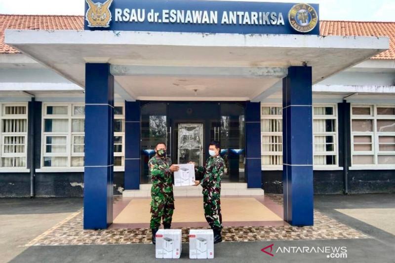 RSAU terima konsentrator oksigen dari diaspora Indonesia di Singapura