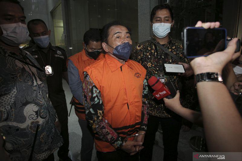 KPK panggil lima saksi kasus korupsi Bupati Banjarnegara Budhi Sarwono