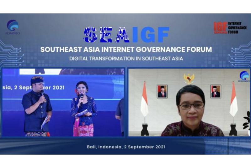 Tata kelola internet perlu sinergi regional Asia Tenggara thumbnail
