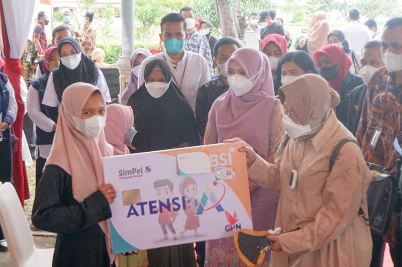 BSI dan Kemensos percepat penyaluran bansos Aceh