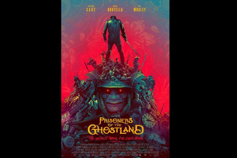 prisoner of ghostland