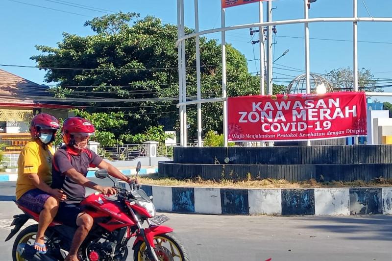 Dua kelurahan di Kota Kupang sudah status zona hijau