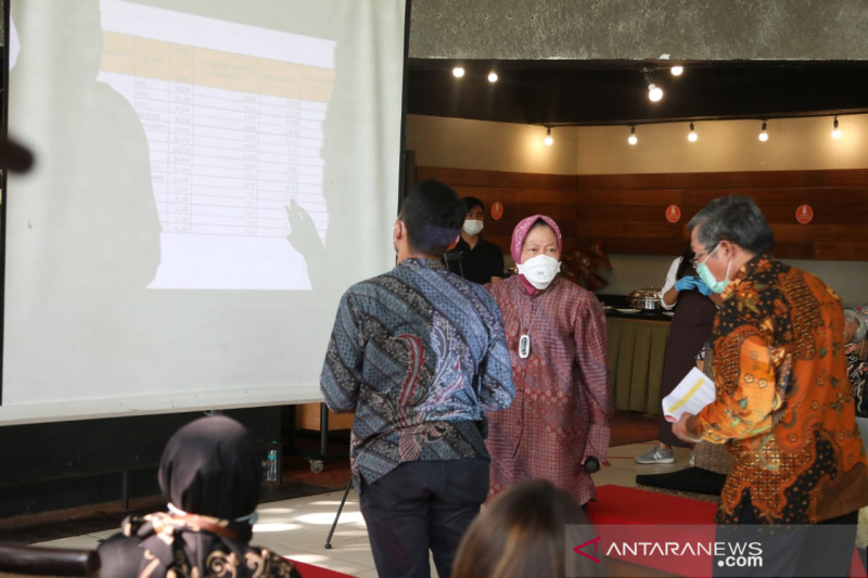 Mensos soroti temuan penyaluran PKH-BPNT terhambat di Jateng