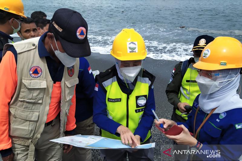 BMKG sampaikan rencana aksi hadapi gempa dan tsunami di Maluku