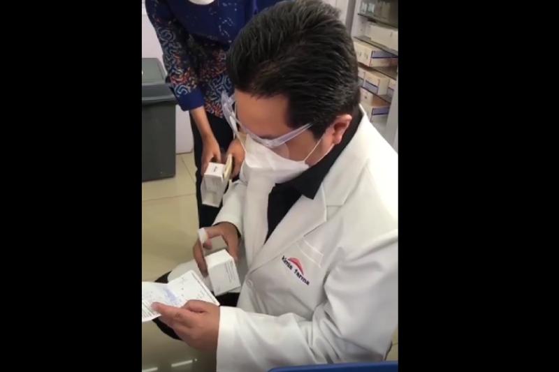 Hari Pelanggan Nasional, Erick Thohir layani konsumen Kimia Farma